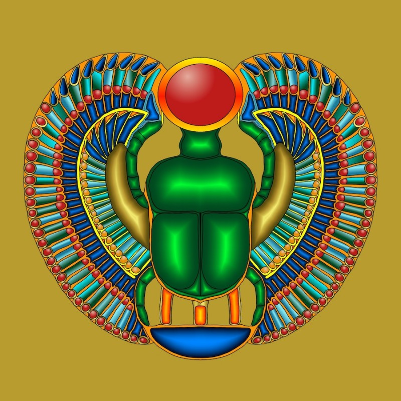 Classic Candle - Blue sky